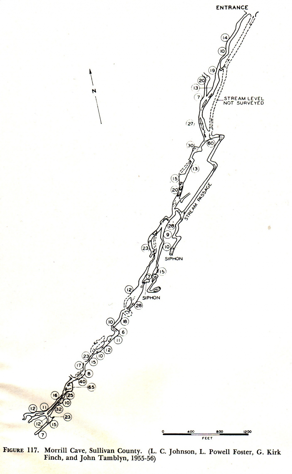 Sullivan Cave Indiana Map.Worley S Cave Morrill Cave